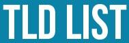 TLD List icon